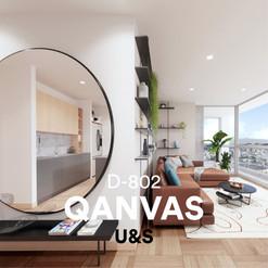 QANVAS 802