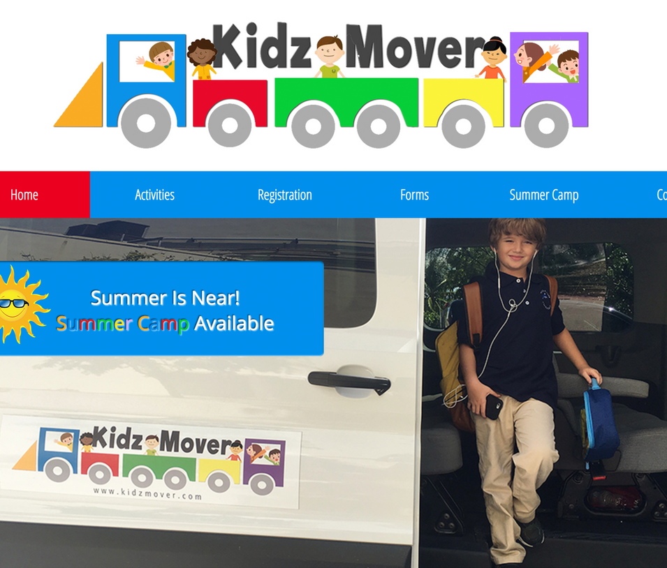 Kidz Mover