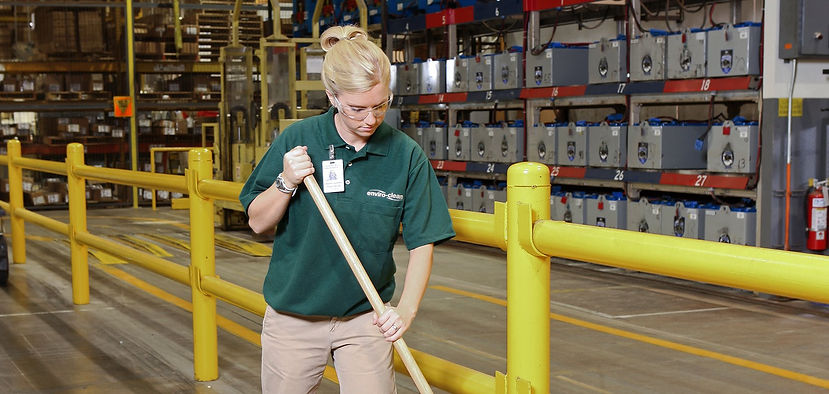 Industrial Facilities Cleaning Services