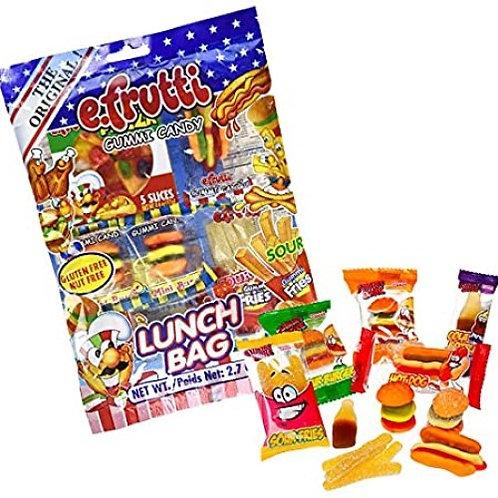 Gummy Lunch Bags