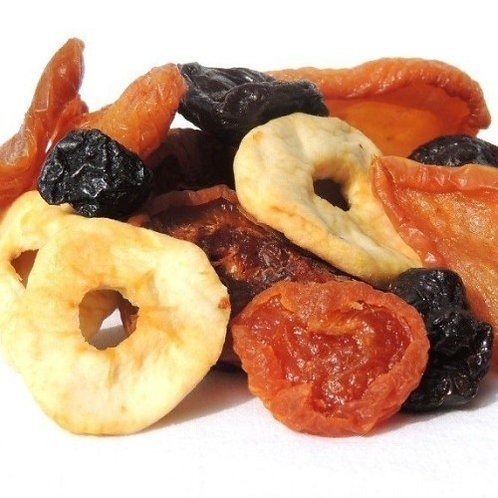 Dehydrated Mixed Fruit