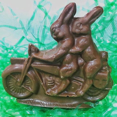 Biker Bunnies
