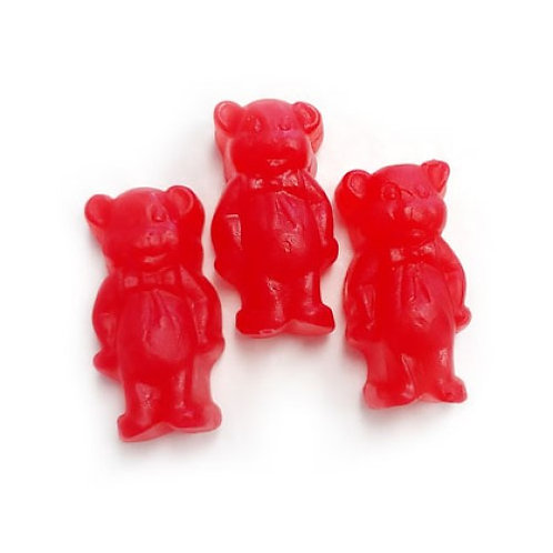 Gummy Cinnamon Bears