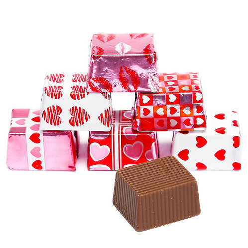 Valentine's Day Wrapped Presents