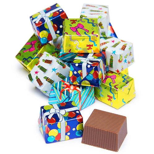 Chocolate Birthday Presents