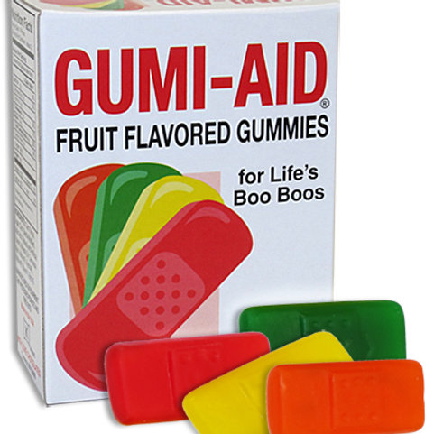 Gummy Bandaids