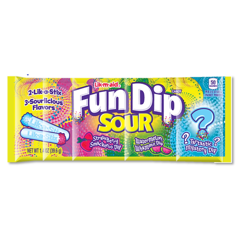 Sour Fun Dip Strip