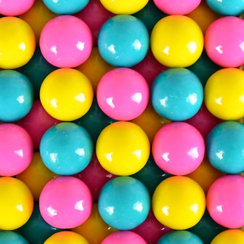 Cotton Candy Gumballs