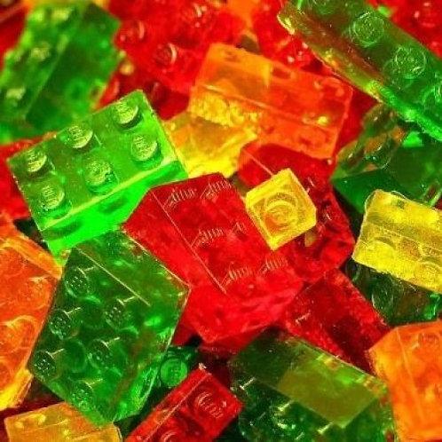 Gummy Lego Blocks