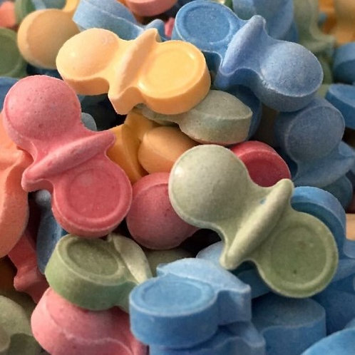 Sweetart Lollipops