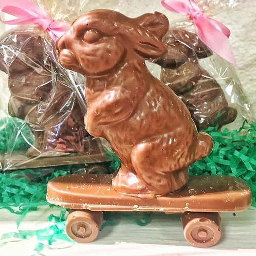 Skateboard Bunny