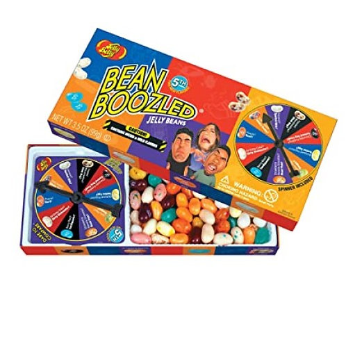 Bean Boozled Spinner Box