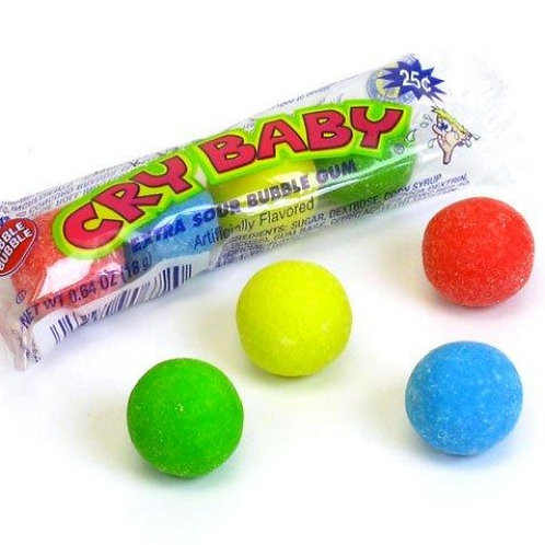 Cry Baby Sour Gum