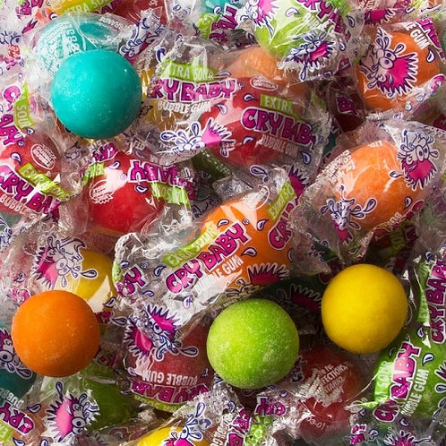 Cry Baby Gumballs