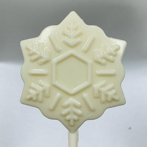 Snowflake Lollipop
