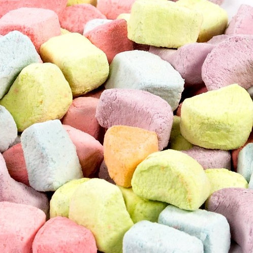 Dehydrated Marshmallows