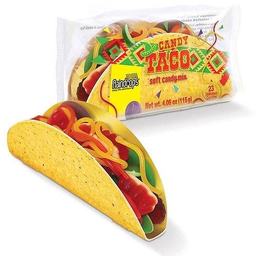 Mini Candy Taco