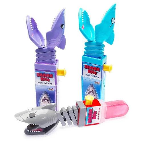 Shark Bite Lollipop