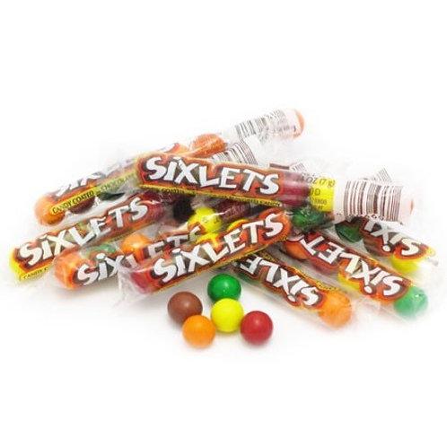Sixlets Tube