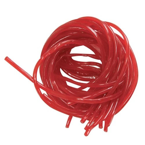 Licorice Shoestring Red