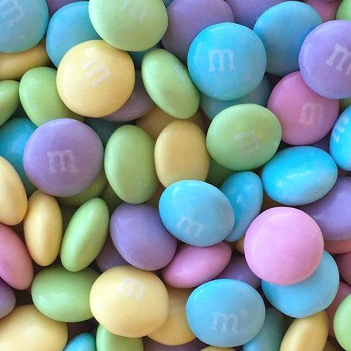 M & Ms - Pastel