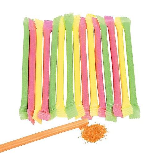 Assorted Sugar Straws