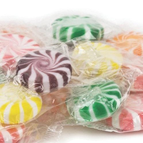 Fruit Flavor Starlight Mints