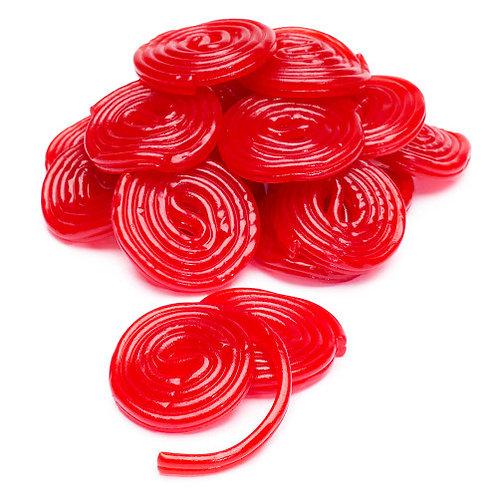 Licorice Wheels Red