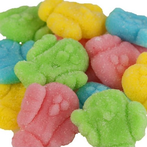 Gummy Sanded Chicks