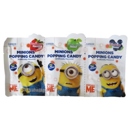Minion Pop Rocks