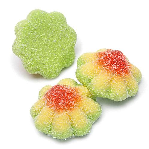 Gummy Sour Flowers
