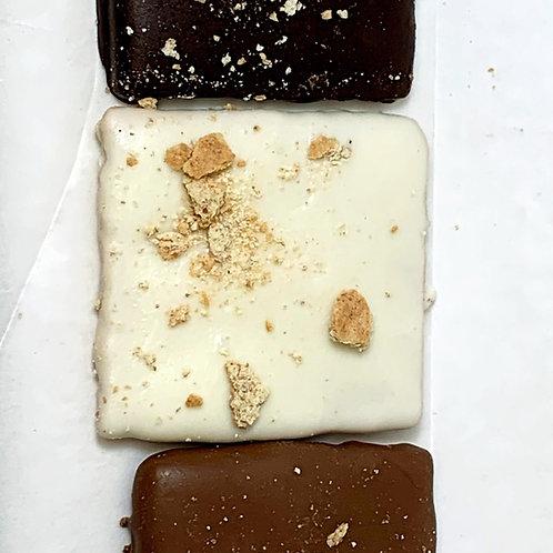 Chocolate-Covered Graham Cracker