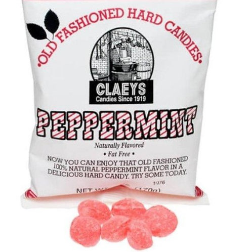 Clay's Old Fashioned Hard Candy