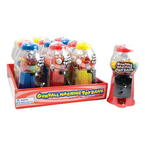 Machine Gumball Toy Bank