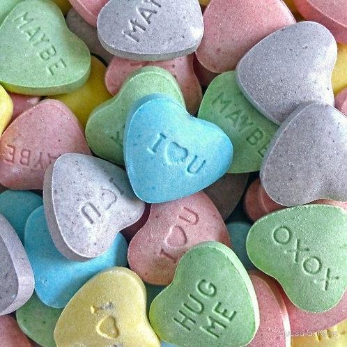 SweetTart Conversation Hearts
