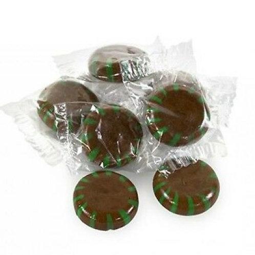 Mint Chocolate Starlight Mints