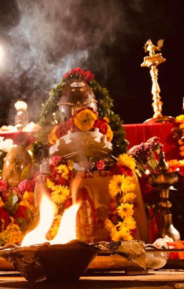 Nov 16th 2019 - Karthika Masa - Panchami Rudra Homa and Abhishekam