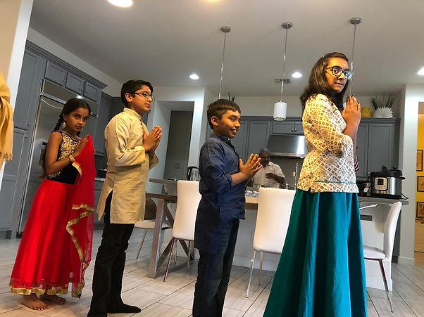 November 22nd 2018 - Kartika Pournami Celebrations