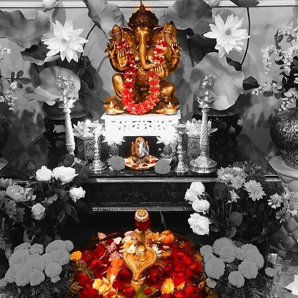 Oct 19th 2019 - Rudra and Aayush Homa
