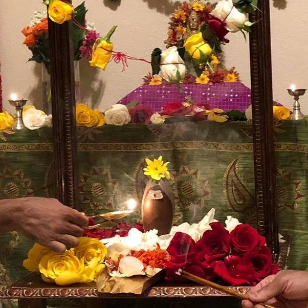 Sept 29th 2019 - Navaratri Celebrations Durga Homa