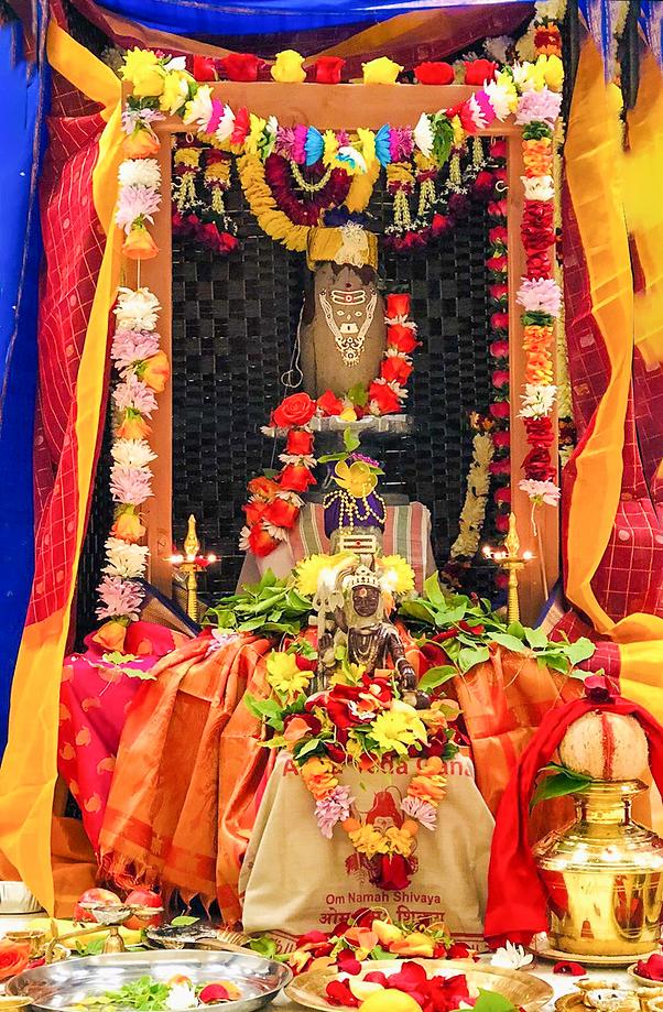 March 2nd 2019 - Tuscon Dakshineshwar Shivaratri Mahotsavam