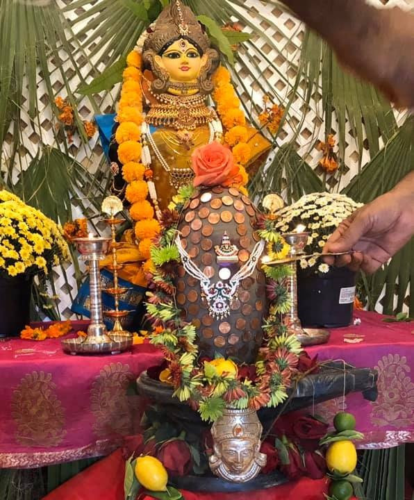 Oct 27th 2019 - Deepavali Celebrations Lakshmi Kubera Homa