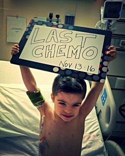 last week of oral chemo - Nov 19th