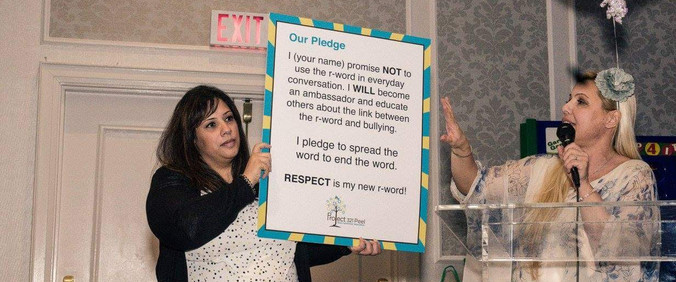 The Pledge to End the R Word