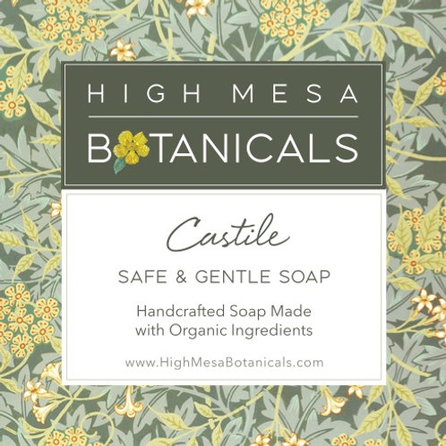 Castile Soap - Safe and Gentle