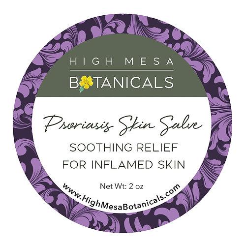 Psoriasis Skin Salve,  Healing Skin Balm, Soothing Skin Care