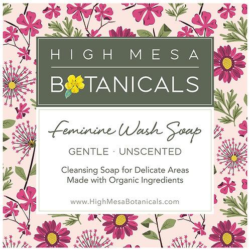 Feminine Wash Soap - Safe and Gentle