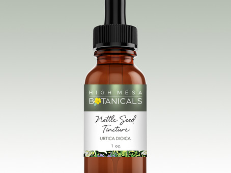 Tincture or Extract?