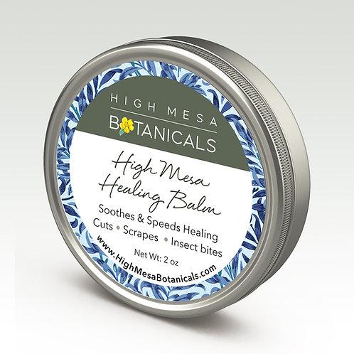 Healing Salve, Herbal Healing Balm, All-Purpose Skin Soothing Salve, Skin Salve