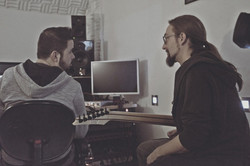 recording with Norbert Leitner
